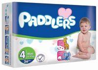 Scutece Paddlers Standart №4 Maxi 8-19kg 36
