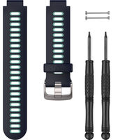 Garmin Forerunner 735XT Watch Band Midnight Blue/Frost Blue