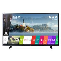 """43"""" LED TV LG 43UJ620V, Black (3840x2160 UHD, SMART TV, PMI 1500Hz, DVB-T2/C/S2) (43"""" IPS Black, 4K 3840x2160, PMI 1500Hz, SMART TV (WebOS 3.5), 3 HDMI, 2 USB (foto, audio, video), WiFi 802.11ac, DVB-T2/C/S2, OSD Language: ENG, RU, RO, Speakers 2x10W, 12.1Kg, VESA 200x200 )"""
