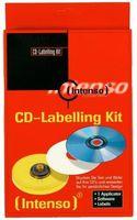 Наклейки для клавиатуры Intenso Наклейка для CD Intenso CD-Label-K. Covercards 25er Inlay-und Covercards 7001514