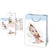 POL-MAK Пакет подарочный POL-MAK Малыш, 29х40х12 см