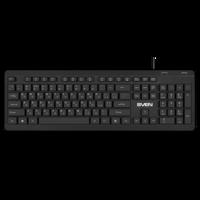 Клавиатура SVEN KB-E5700H, Black