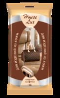 купить HL6 Влажные салфетки для изделий из кожи 30шт. 480757 в Кишинёве