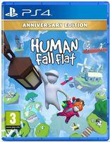 Видео игра Curve Digital Human: Fall Flat-Anniversary Edition (PS4)