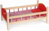 3ToysM LK1 50539 Деревянная кроватка для кукол