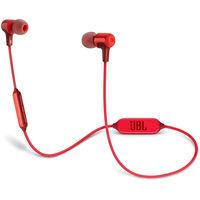 Беспроводные наушники JBL E25BT, Red