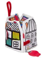 Skip Hop Развивающая игрушка-книжка Vibrant Village