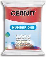 Lut polimeric CERNIT N1 56g, rosu