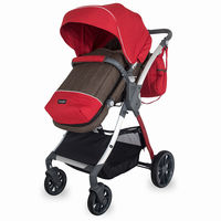 Coccolle Acera 3 in 1 Red