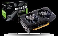 INNO3D GeForce GTX 1050 Ti X2 / 4GB DDR5, 128bit