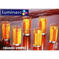 Набор стаканов для воды LMINARC STRIPS ORANGE G1964
