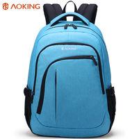 "Pюкзак Aoking FN67727 для ноутбука 15.6"", водонепроницаемый, синий"