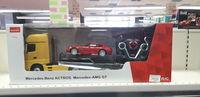 Машина р/у RASTAR MercedesBenz Actros Код 74940