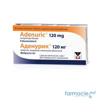 Adenuric® comp. film. 120 mg N14x2