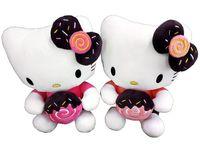 """купить Игрушка мягкая """"Hello Kitty"""" 31cm одноцветный бант в Кишинёве"""
