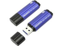 Flash Drive ADATA S102 Pro, Titanium-Blue 16Gb