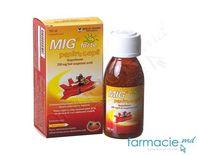 Mig® forte pt copii susp. orala 40 mg/ml 100 ml N1