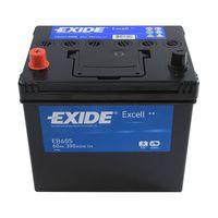 **АКБ Exide  EXCELL 12V  60Ah  390EN  230x173x222  +/- Japan, EB605