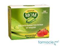 Doctor Mom pastile N20 capsuna (TVA 20%)