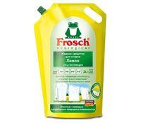 Frosch Универсальное жидкое средство для стирки Цитрус 2 л