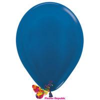 купить Воздушные шары , синий перламутр - 30 см в Кишинёве