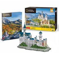 CubicFun пазл 3D Neuschwanstein Castel