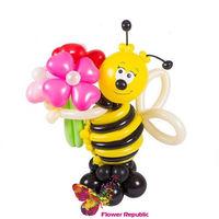 купить Фигура из шаров «Пчелка Майя» в Кишинёве