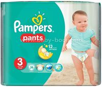 Pampers  Pants 3 Midi (6-11 кг) 26 шт 4358