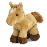 Aurora Prancer Light Brown Horse 20cm (13298)