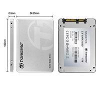 """SSD Transcend SSD370 32 GB 2.5"""""""