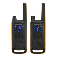 Рация Motorola Talkabout T82 Extreme RSM Twin Pack, B8P00811YDZMAG
