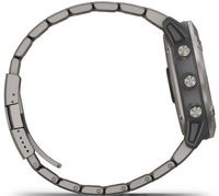 Смарт-часы Garmin fenix 6X Pro Solar Edition Titanium (010-02157-24)