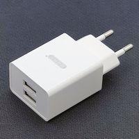 Зарядное устройство с USB EZRA HC13 (5В,2400mA)