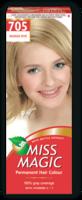 Vopsea p/u păr, SOLVEX Miss Magic, 90 ml., 705 - Blond auriu