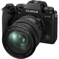 Aparat foto Fujifilm X-T4 XF16-80mm F4 R OIS WR Black