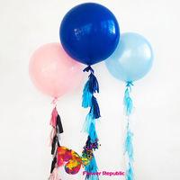 купить Набор из трех Больших латексных шаров 91 см с в Кишинёве