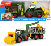 Dickie Tractor Happy Fendt Forester, 65 cm