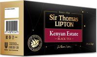 Чай в пакетиках Sir Thomas Lipton Kenyan Estate черный, 25 шт.