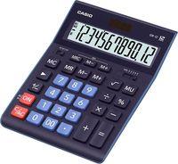 CASIO Калькулятор CASIO GR-12, 12-разрядный, синий