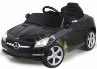 Rastar RideOn Mercedes-benz SLK Black
