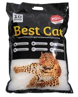 Силикагель  Best Cat (black bags all white)  ,10кг