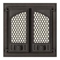 Дверца для печи К 501