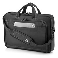 """cumpără HP NB bag 15,6' Business Top Load Case soft interior tablet pocket holds a tablet up to 10.6"""". The convenient outer pockets with slip and zip designs give quick access to frequently-used items. (41.28 x 29.20 x 8.90 cm, Black în Chișinău"""