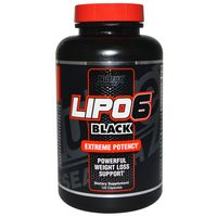 LIPO-6 BLACK EXTREME POTENCY 120 CAPS