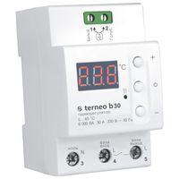 Самый мощный терморегулятор для теплого пола terneo b30