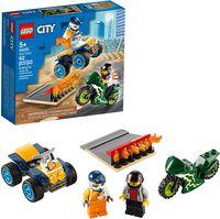 LEGO City  Echipa de cascador, art. 60255