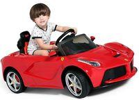 Электромобиль Rastar Ride On Ferrari FXXK 2.4G Red