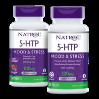 Natrol 5-HTP - MOOD AND STRESS 30 TABS