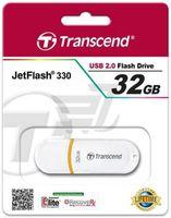 Flash Drive Transcend JetFlash 330 White 32Gb