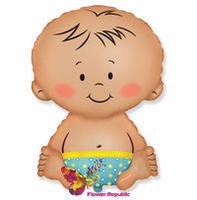 """купить Фольгированный   Шар """"Малыш"""" It's a Boy/ It's a girl"""" в Кишинёве"""